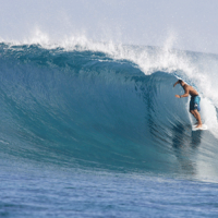 Maldives Waves - Sultans Break 3 | Surfatoll Maldives Surf Trips