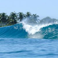 Maldives Waves - Twin Peaks Break | Surfatoll Maldives Surf Trips